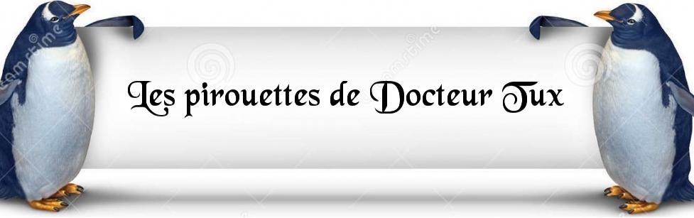 Les pirouettes de Docteur Tux